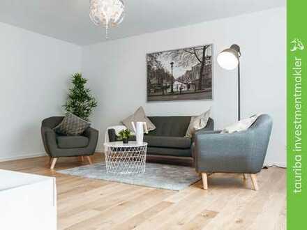 +++Frisch sanierter Wohntraum mit Balkon und Loggia+++