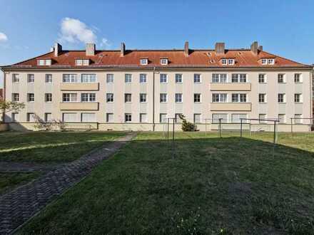 Helle 4-Raum-Wohnung in der Gartenstadt Leuna
