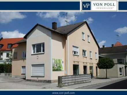 Wohn-/ Geschäftshaus mit Ausbaupotenzial in bester Lage