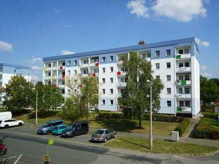 Gemuetliche 3-Raum mit sonnigen Balkon