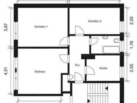 Freundliche, gepflegte 3-Zimmer-DG-Wohnung zur Miete in Bochum