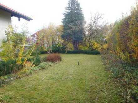 Holzkirchen - sonniges Süd-/West-Grundstück in bester Lage - für MPH/EFH/DH