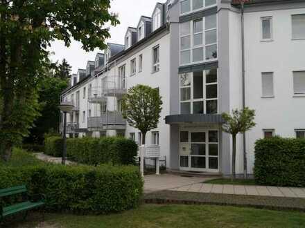 2-Zi.-Erdgeschosswohnung mit Gartenanteil als Kapitalanlage in Günzburg zu verkaufen.
