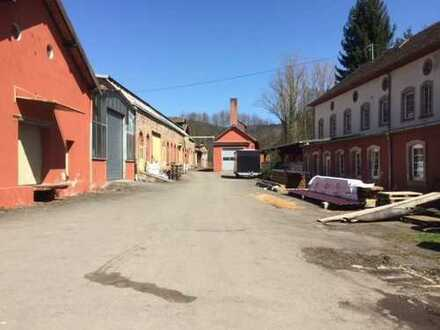 Zentrale Lagerfläche - gute Infrastruktur und Zufahrt - optimal für Fuhrpark und Materiallager