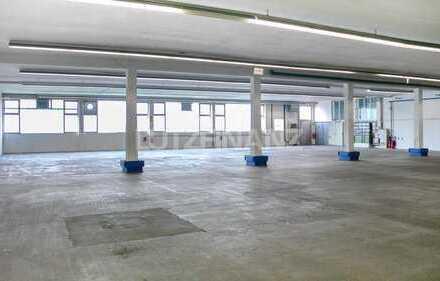 Produktions-/ Lagerhalle mit Bürotrakt