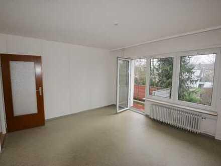 2-Zimmer-Wohnung in Frankfurt-Dornbusch mit Balkon wird für Sie saniert!