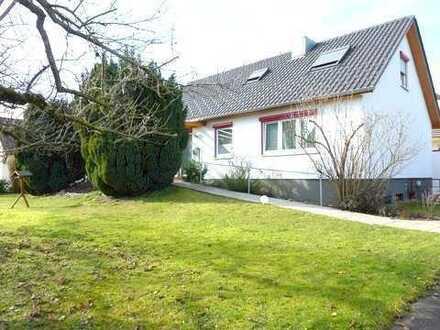 TOP Einfamilienhaus mit grossem Garten und Garage in ruhiger Lage von Altshausen