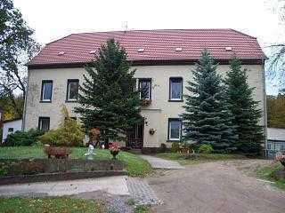 3-Raum-Wohnung mit Blick auf das Schloss Allstedt