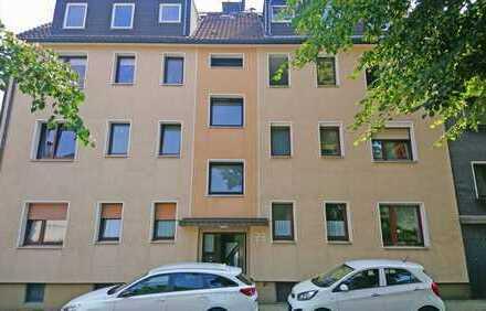 Ein Traum in Essen - Modernisierte Eigentumswohnung im Dachgeschoss mit Balkon