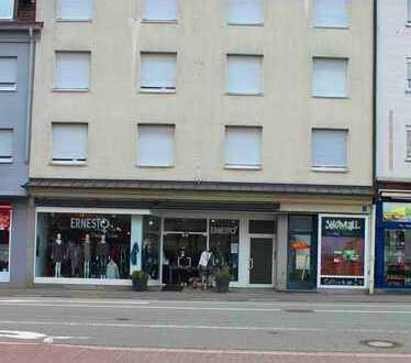 +++Stadtzentrum 1 A Lage: Wohn-und Geschäftshaus mit 8 Einheiten: 6 Wohnungen, 2 Ladengeschäfte, ...