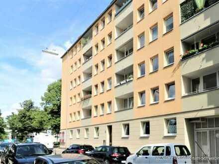 !Charmante Wohnung mit Flair und Süd/Loggia in guter Lage -  Neuhausen/Nähe Schwabing-West!
