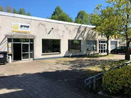 Gewerbe-Halle in Köln-Brück