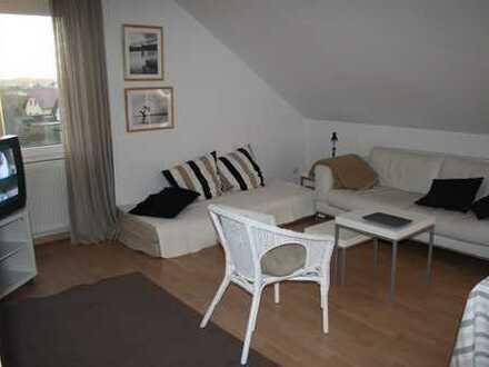 Großzügige 2 Zimmerwohnung mit Balkon und Stellplatz im Ostseebad Kühlungsborn
