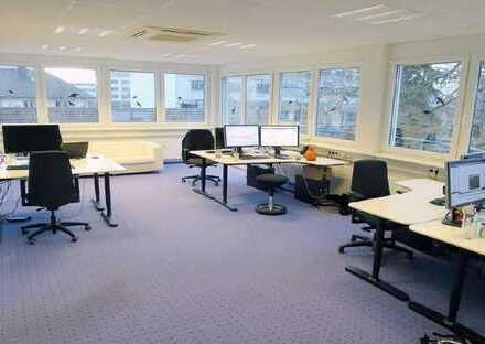 Ansprechende Büroflächen zu attraktiven Mietkonditionen