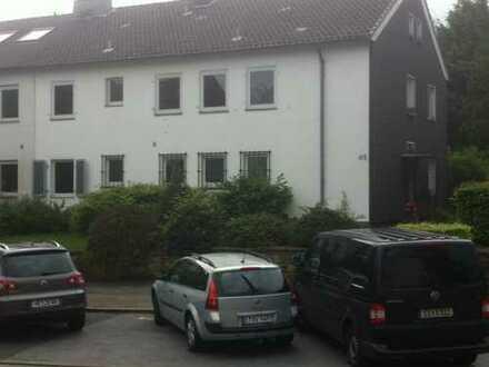 Rarität mitten in Essen-Bredeney: Wohnung in 1. Obergeschoss mit Balkon, zentral gelegen, gegenüber