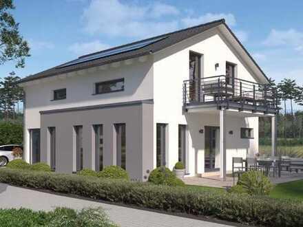 Freistehendes Haus mit Keller