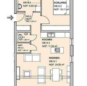 """Moderne Neubauwohnungen im """"Osterbach Garten"""" - Oberkirchen"""