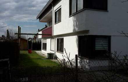Sonnige 4,5-Zimmer-Terrassenwohnung und Einbauküche in Erbach