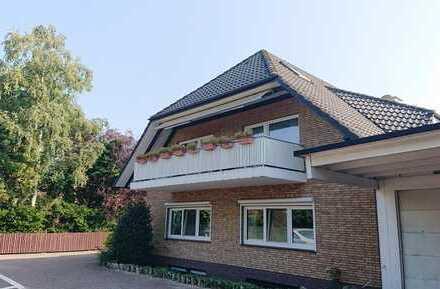 Century 21: 3 Zimmer Maisonette Wohnung mit großem Balkon in Varel-Dangastermoor