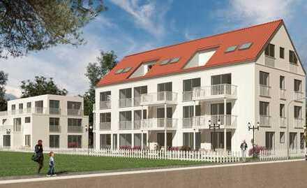 Helle 4 Zimmer Eigentumswohnung mit Süd-Balkon