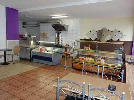 LU-Mundenheim: Pizza- / Döner-Imbiss inklusive kompletter Ausstattung zu verkaufen/verpachten