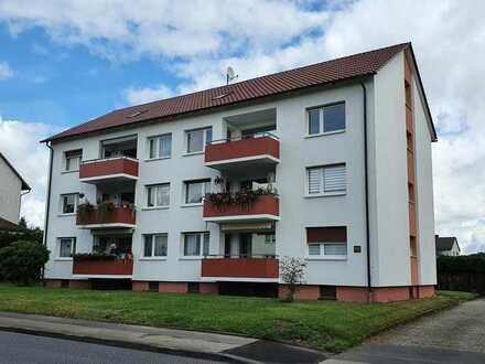 3-ZKB mit Gäste-WC und 2 Balkonen in Vellmar