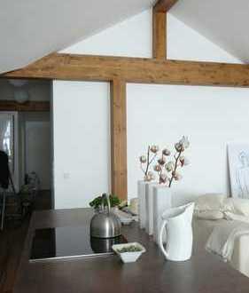 Traumwohnung 3 Zimmer, EBK, begehb. Kleinerschr., Balkon und TG 1.450 € kalt, 133 m²