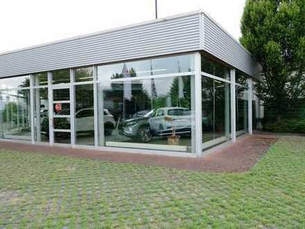 Gepflegtes Autohaus in attraktiver gewerblicher Lage