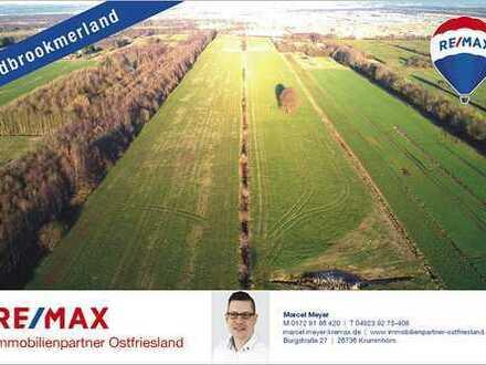 70.259 m² Grünland in Südbrookmerland Münkeboe