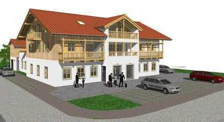 Wohnung mit Dachgarten und Freisitz