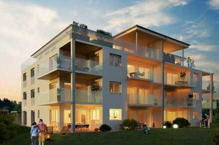 3 Zimmerwohnung mit Blick ins Grün in ruhiger und zentraler Lage von Reute