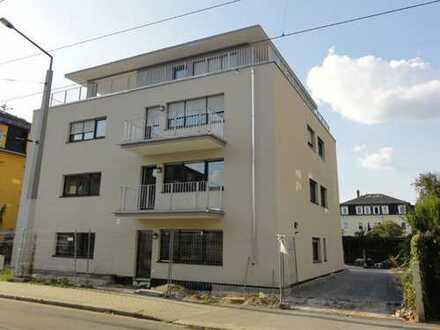 Schöne 2-Zimmer-Wohnung mit Terrasse und Fußbodenheizung! - Erstbezug! -