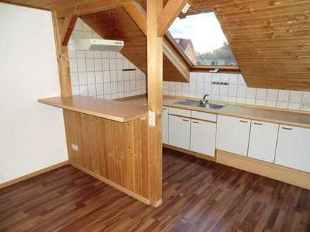 Gemütliche 2 Zimmer Dachgeschosswohnung in Kehl
