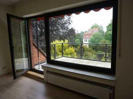 Gepflegte 3-Zimmer-DG-Wohnung mit Balkon in Bielefeld-Innenstadt