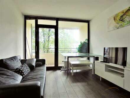 Möblierte Wohnung in Bemerode mit Balkon