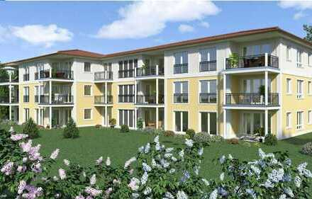 Gepflegte 3-Zimmer-DG-Wohnung mit Balkon in Mühldorf am Inn