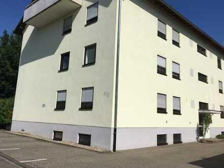 Gepflegte 1-Zimmer-Wohnung mit Einbauküche in Bad Schönborn