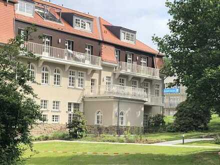 Traumhafte 2-Zimmerwohnung im Königspark mit Terrasse