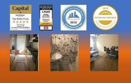 Kapitalanleger aufgepasst!!!Schöne vermietete 67 Quadratmeter 3 Raum Wohnung in Essen Altendorf!