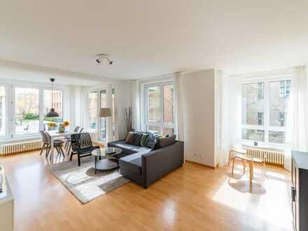 Moderne 2-Zimmer-Wohnung zwischen Havel und Charlottenhof