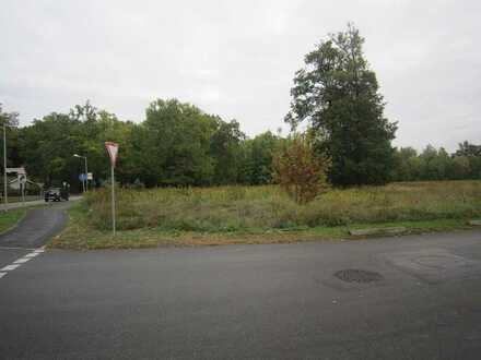 unbebautes Eckgrundstück in Hennigsdorf
