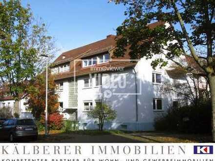 Renovierte und gepflegte 4 Zimmer Wohnung in ruhiger und zentrumsnaher Wohnlage