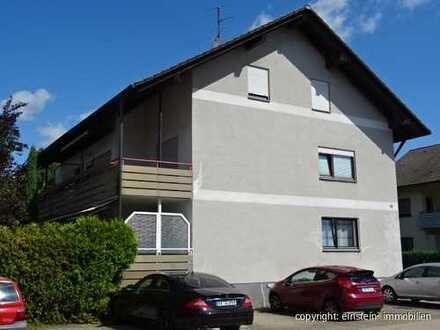 Mit oder ohne Möbel!  3 Zi. Whg. mit großem Balkon in Hügelsheim