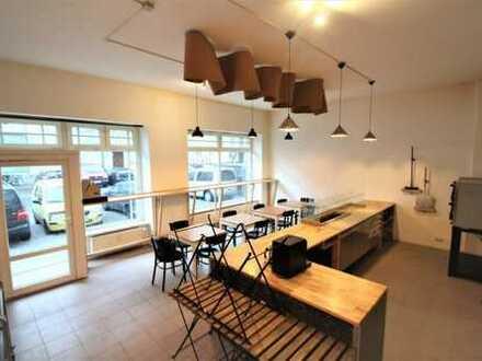Alt-Treptow: Bouchestr.: Gastrofläche, ca. 86 m² im Karl-Kunger Kiez per SOFORT