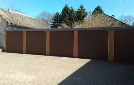 Garage in Lehndorf zu vermieten