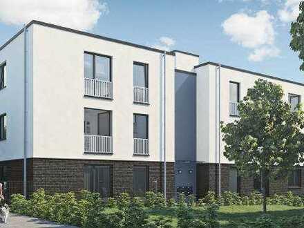 Geräumige Wohnung mit Balkon - ideal für Familien