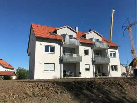 Sonniges, ruhiges Wohnen im Grünen... attraktive Neubau-Eigentumswohnungen in 97461 Hofheim/Ufr.!