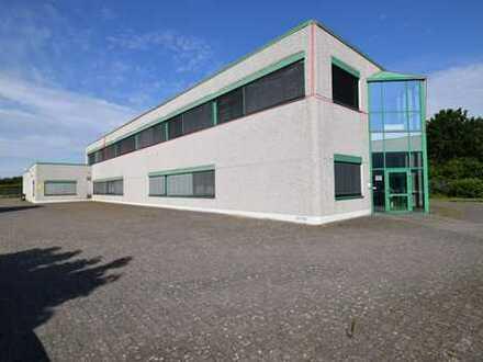 Attraktive Bürofläche in guter Lage im Gewerbegebiet von Fockbek