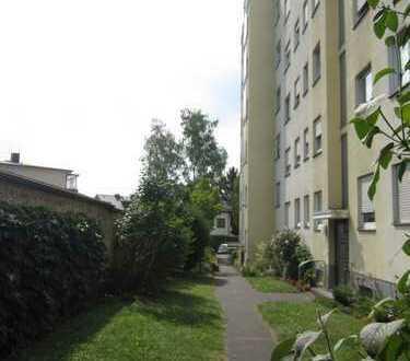 OF-BIEBER* :Eigennutzer+Kapitalanleger-2-Zi.-ETW-Hochparterre in gepfl.Wohnanlage m.Balkon+Stellpl.