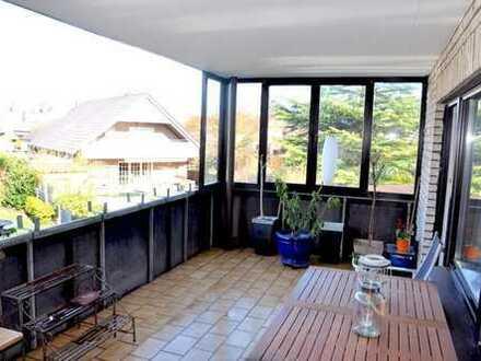 Moderne Eigentumswohnung mit großem Wohlfühlbalkon in den Drostegärten
